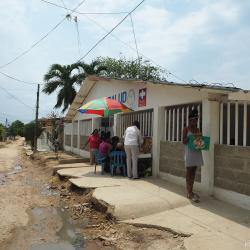 Gesundheitszentrum in Cartagena / DAHW