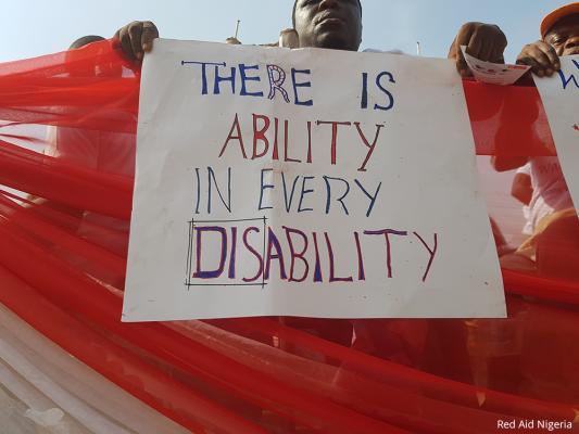 Zum internationalen Tag der Menschen mit Behinderung... / DAHW